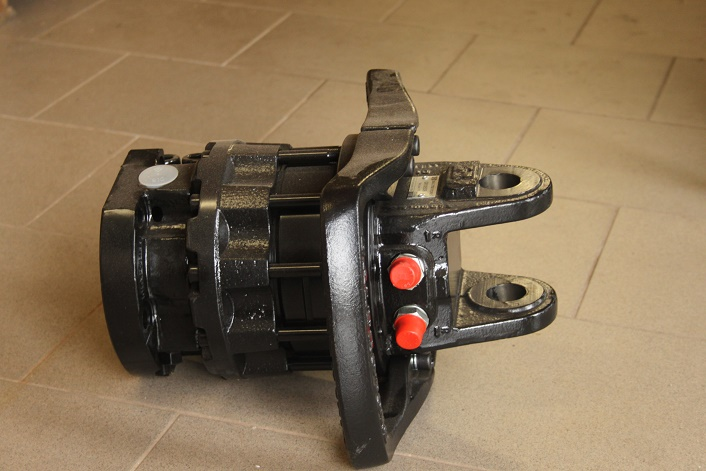 Hydraulický rotátor Baltrotors GR105DB