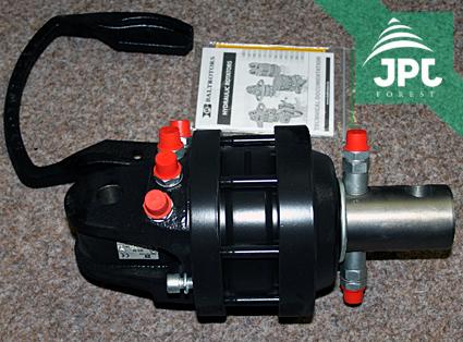 Hydraulický rotátor - hlavná