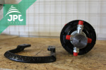 Hydraulický rotátor s extra kanálem