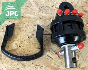 Hydraulický rotátor BALTROTORS GR30