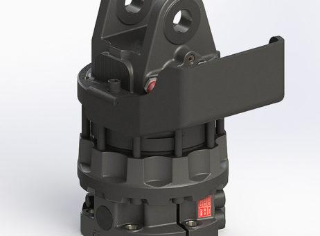 hydraulický rotátor baltrotors