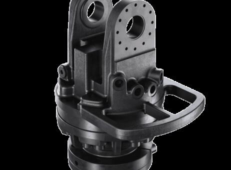 Hydraulický rotátor Blackbruin séria BBR F